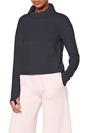 AURIQUE Amazon Brand - Women's Super Soft Sports Sweatshirt, 8