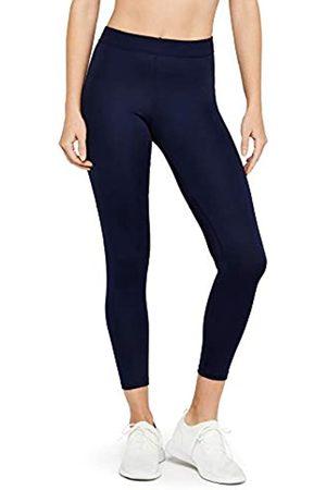 AURIQUE Amazon Brand - Women's Petite Sports Leggings, 8