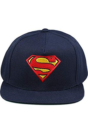 DC Comics Men's Superman Logo Snapback Beanie