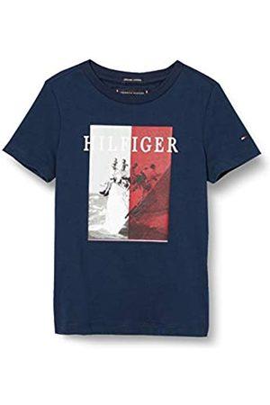 Tommy Hilfiger Boy's Photoprint TEE S/S T-Shirt