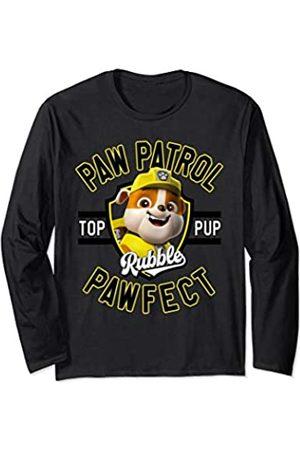 Nickelodeon Paw Patrol Top Pup Apparel PP1059 Long Sleeve T-Shirt