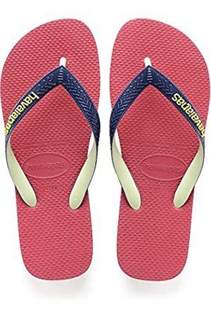 Havaianas Top Mix, Unisex Flip Flops Adult, Multicolor (Flamingo)