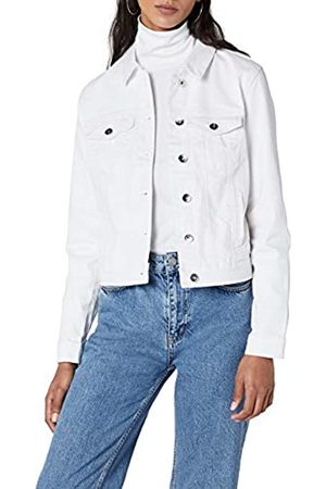 Vero Moda Women's Vmhot SOYA Ls Denim Jacket Mix Noos