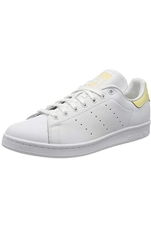 adidas Men's Stan Smith Sneaker, FTWR /FTWR /Easy
