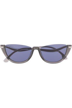 Jimmy Choo Sunglasses - Ionas curved-temple sunglasses
