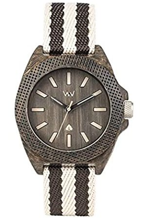 WeWood Mens Analogue Quartz Watch with Textile Strap WW54001