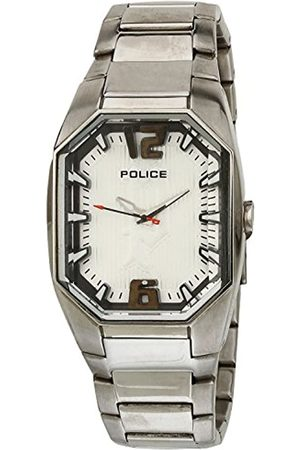 Police Men's Quartz Watch with Dial Analogue Display and Bracelet 12895LS/04M