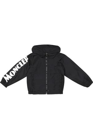 Moncler Boys Jackets - Saxophone hooded jacket