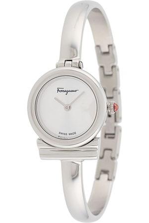 Salvatore Ferragamo Watches Gancini 22mm bangle watch