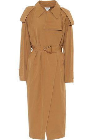 Bottega Veneta Cotton-blend trench coat