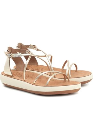 Ancient Greek Sandals Women Sandals - Anastasia Comfort leather sandals