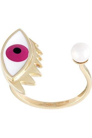 DELFINA DELETTREZ Women Rings - Eye piercing' ring