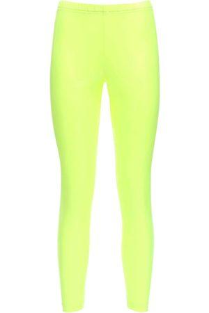 JUNYA WATANABE Stretch Nylon Leggings