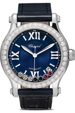 Chopard Happy Sport London limited-edition 36mm - Stainless Steel
