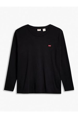 Levi's Baby Tee Long Sleeve (Plus Size)