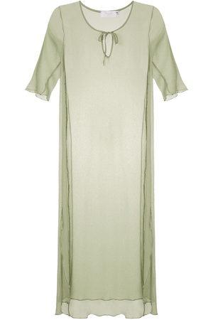 Brigitte Silk beach dress