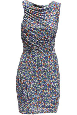 Atlein Lvr Exclusive Viscose Jersey Mini Dress
