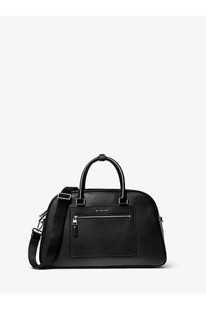 Michael Kors Hudson Pebbled Leather Bag