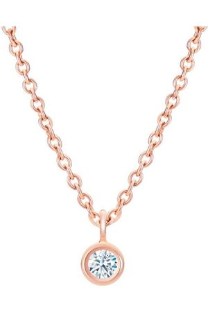 De Beers Rose and Diamond My First Pendant