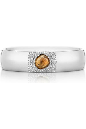 De Beers Medium White Gold Talisman You And Me Ring