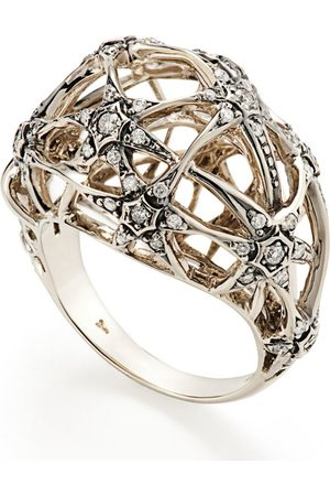 Hstern Noble and Diamond Copernicus Ring