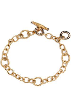 ANNOUSHKA + The Vampire's Wife Yellow Charm Bracelet