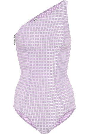 Lisa Marie Fernandez Women Swimsuits - Arden one-shoulder swimsuit