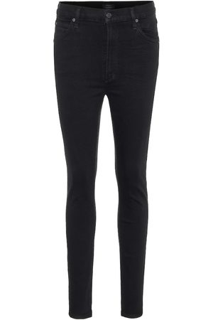 Citizens of Humanity Women High Waisted - Chrissy high-rise skinny jeans