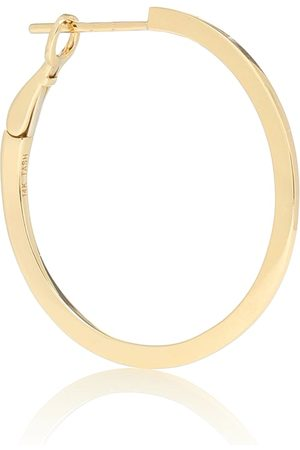 Maria Tash 14kt single hoop earring