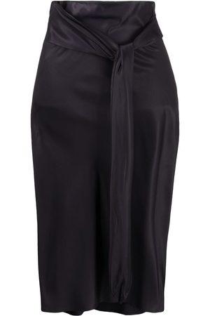ROMEO GIGLI 1990s high-waisted skirt
