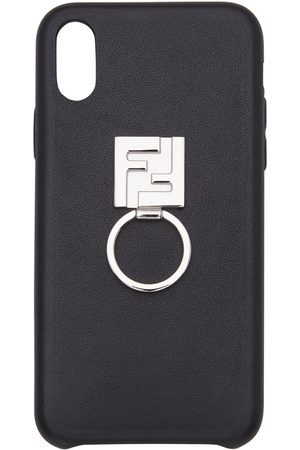 Fendi FF ring iPhone X case