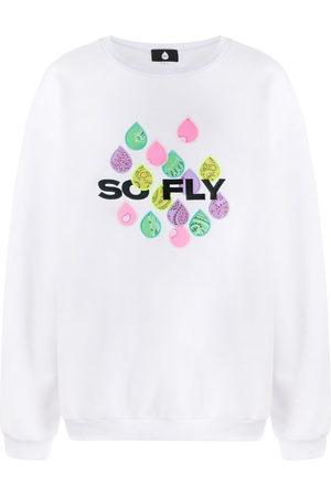 DUOltd So Fly long-sleeved sweatshirt
