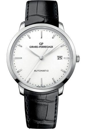 Girard Perregaux Stainless Steel 1966 Watch 40mm