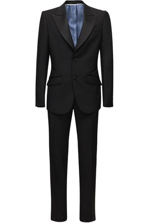 Gucci Men Suits - Mohair & Wool Heritage Tuxedo