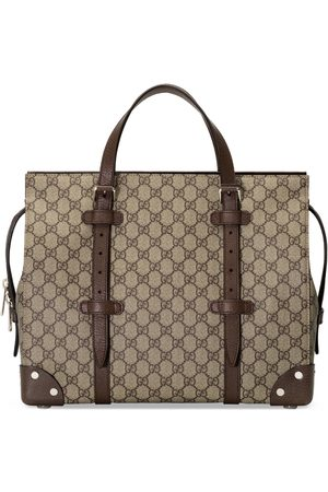 Gucci Tote bag with leather details