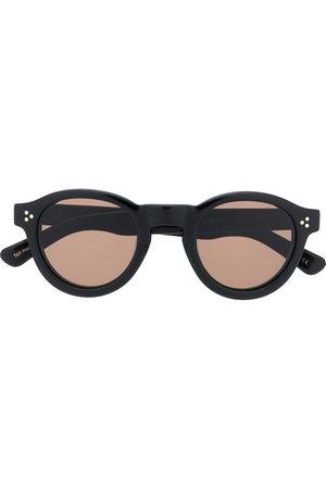 LESCA Gaston round sunglasses