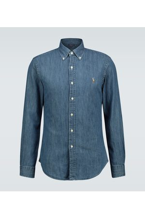 Polo Ralph Lauren Slim-fit denim shirt