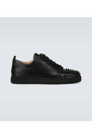Christian Louboutin Boys Trainers - Louis Junior Spikes sneakers