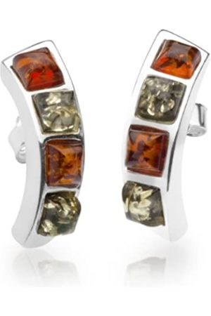InCollections In Collections 20264001340 Amber Stud Earrings