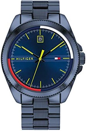 Tommy Hilfiger Men's Analogue Quartz Watch with Stainless Steel Strap 1791689