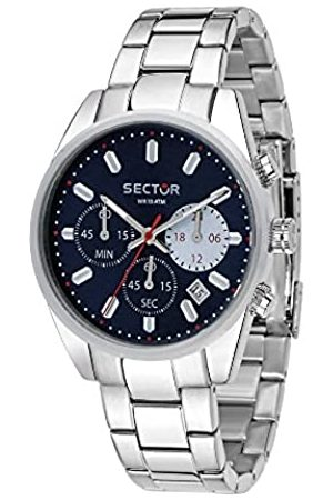 Sector Men's Chronograph Quartz Watch with Stainless Steel Strap R3273786002