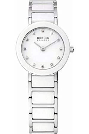 BERING Women's Analogue Quartz Watch with Stainless Steel Strap 11422-754