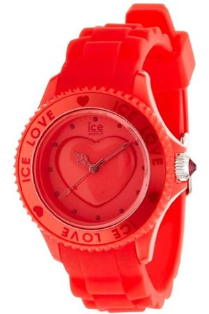 ICE-Watch Love Unisex Analogue Quartz Watch with Silicone Strap – LO.RD.U.S.10