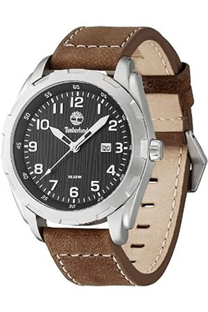 Timberland Men's Quartz Watch TBL.13330XS/02 with Leather Strap