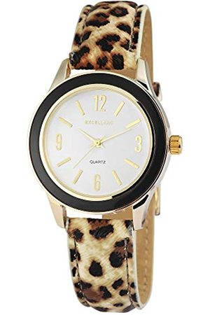 Excellanc Women Watches - Womens Analogue Quartz Watch with Leather Strap 1.95002E+11