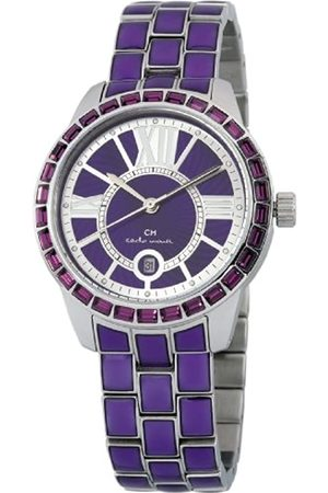 Carlo Monti Cosenza Women's Quartz Watch with Dial Analogue Display and Stainless Steel Bracelet CMZ01-190