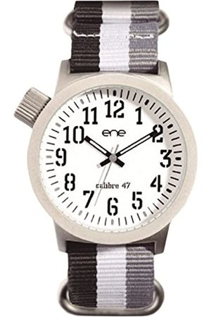 Eñe Men's Analogue Quartz Watch with Nylon Strap 345019009