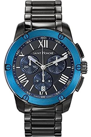 Saint Honore Men's Analogue Quartz Watch with Stainless Steel Strap 88613377NDRAN