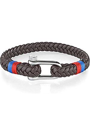 Morellato Men Stainless Steel Rope Bracelet - SAJC12