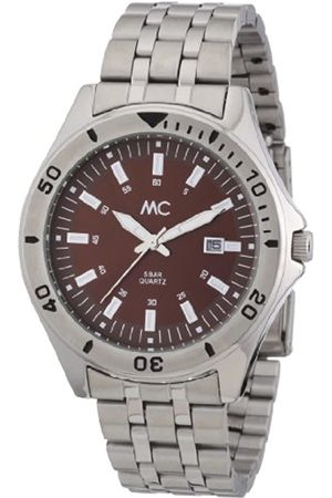 MC MC Men's Quartz Watch 27353 with Metal Strap